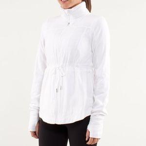LULULEMON Inner Peace jacket reversible 6 EUC